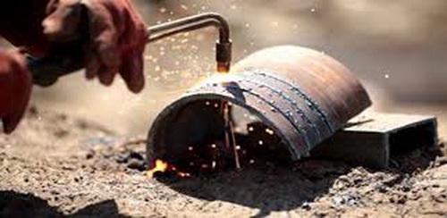 Газ для сварки металлов - режимы сварки в защитных газах полуавтоматом 5