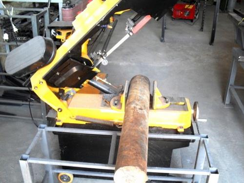 Механическая резка металла - дисковая пила, ленточная пила, агрегат продольной резки металлов 3