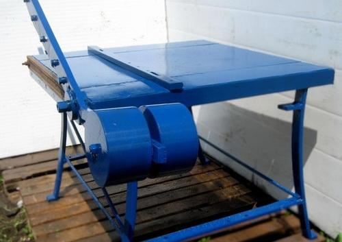 Ручная гильотина для резки металла - резка металлов в домашних условиях 4