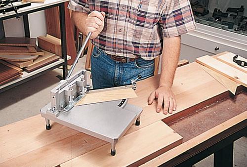 Ручная гильотина для резки металла - резка металлов в домашних условиях 5