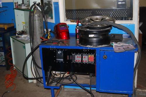 Сколько стоит сантиметр аргонной сварки - используем сварочный аппарат, сваривая алюминий 3