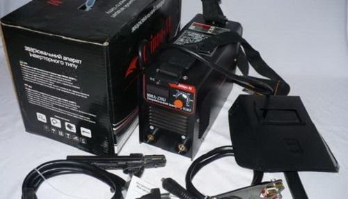 Сварочный инвертор Днипро М 250 - отзывы пользователей 5