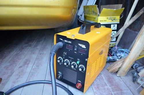 Сварка Кайзер - сварочный аппарат инвертор - характеристики 5