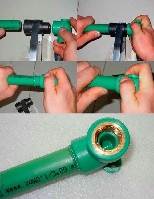 Сварка листового полипропилена - выбираем сварочный аппарат для сварки полимера 5