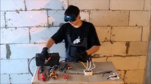 Как производится сварка проводов в распределительной коробке инвертором 3