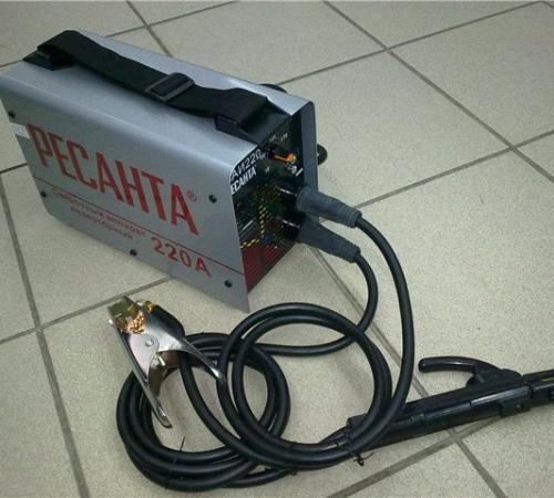 Сварочные аппараты инверторные Ресанта - отзывы пользователей по Ресанта 160 и 190 3