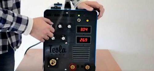 Cварка Тесла - сварочный аппарат полуавтомат - характеристики 3
