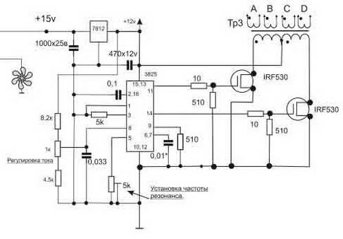 Самый простой сварочный инвертор своими руками - подбираем транзисторы 3