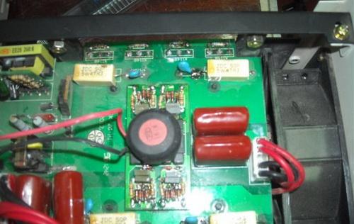 Самый простой сварочный инвертор своими руками - подбираем транзисторы 5
