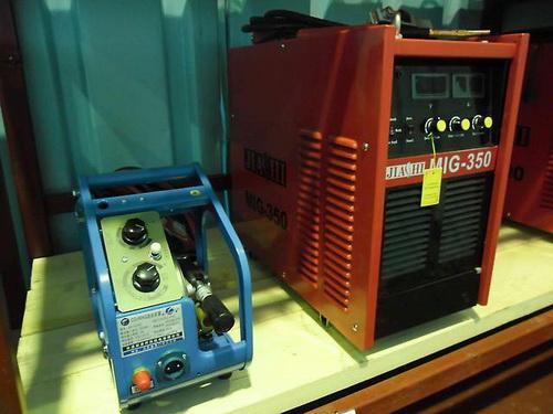 Сварочный углекислотный полуавтомат - углекислота для сварки металлов 4