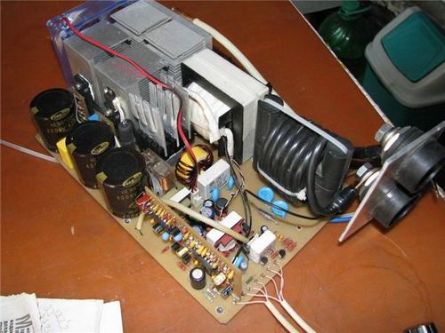 Сварочный инвертор самодельный – разбираем и комментируем схемы самодельных сварочных аппаратов 4