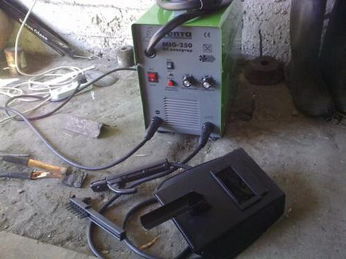 Как работать сварочным аппаратом - как настроить сварочный полуавтомат самому 4