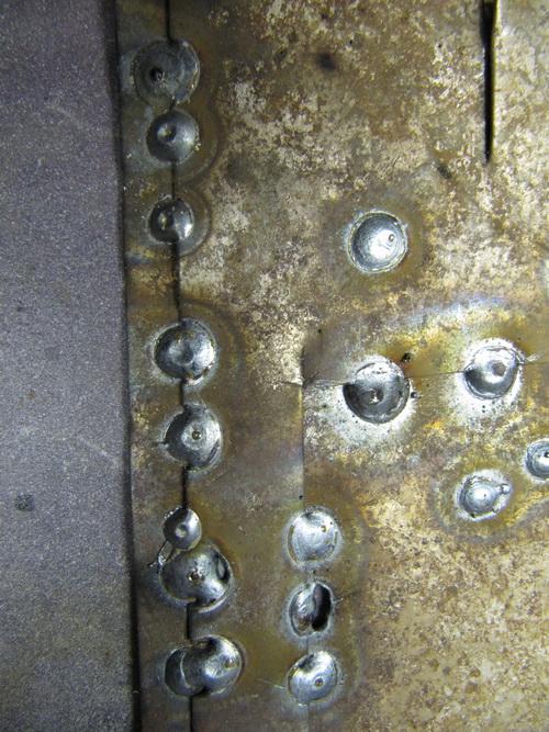 Обратная и прямая полярность сварки - сварка металлов постоянным током 3