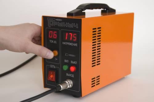Плазменный сварочный аппарат Горыныч - сварка плазмой в домашних условиях 5
