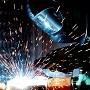 Сварка автомобиля инвертором - быстрая сварка рамы автомобиля 1