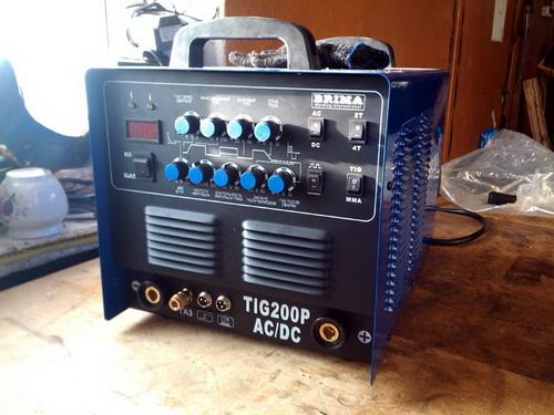 Аппарат Брима - сварочный инвертор с хорошими показателями сварки 4
