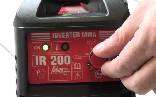 Сварочный аппарат Фубаг - характеристики и отзывы 5