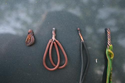 Сварка медных проводов своими руками - используем графитовые электроды для сварки 2