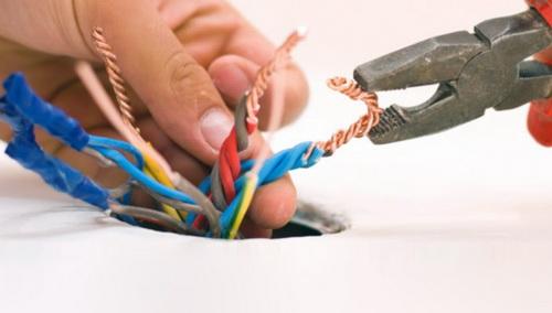 Как производится сварка проводов в распределительной коробке инвертором 5