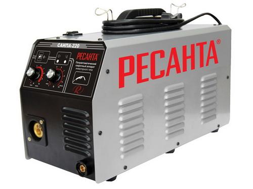 Сварочные аппараты инверторные Ресанта - отзывы пользователей по Ресанта 160 и 190 2