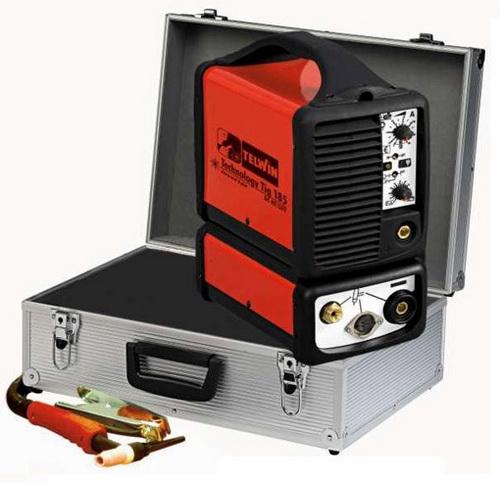 Сварочный аппарат Телвин - изучаем полуавтомат в реальных условиях 4
