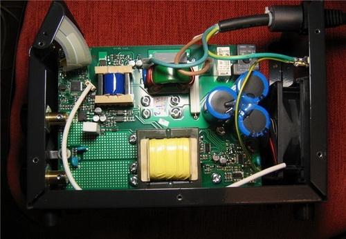 Сварочный аппарат Телвин - изучаем полуавтомат в реальных условиях 5