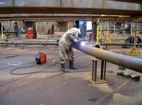 Сварка трубопроводов - соблюдаем ГОСТ при сварке труб 2