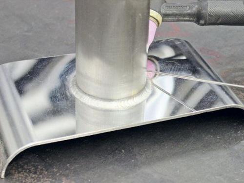 Сварка аргоном алюминия - используем сварочный аппарат для сварки алюминиевых сплавов 2