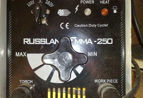Типы и настройка регуляторов тока для сварочного аппарата 4